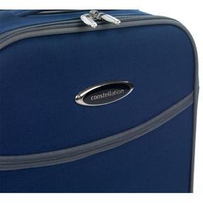 "Constellation Eva Suitcase, 18"", Navy/Grey Thumbnail 2"