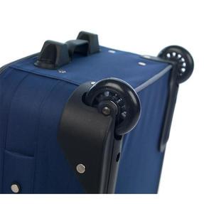 "Constellation Eva Suitcase, 18"", Navy/Grey Thumbnail 3"