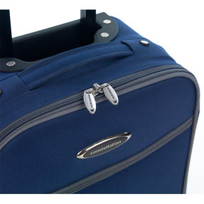 "Constellation Eva Suitcase, 18"", Navy/Grey Thumbnail 4"