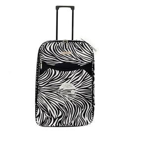 Constellation 3 Piece Zebra Print Eva Luggage Set Thumbnail 7