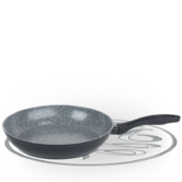 Russell Hobbs Stone Collection 28cm Grey Frying Pan BW04217G
