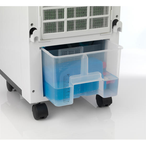 Beldray 8 Litre 3 Speed Setting White Black Air Cooler EH1315 Thumbnail 3