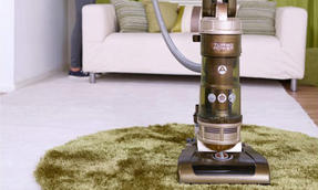 Hoover 700W A Rated Upright Bagless Turbo Powered Vacuum Cleaner TP717P01001 Thumbnail 4