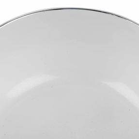 Russell Hobbs BW00784 Ceramic Coated Saucepan with Glass Lid, 16 cm, Black Thumbnail 5