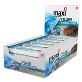 Maximuscle Chocolate Mint Cyclone Bars - Box Of 12 x 60g Thumbnail 1