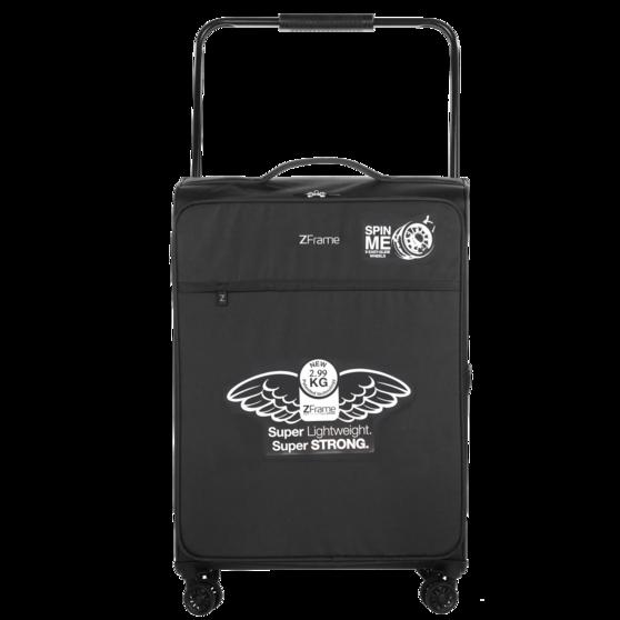 """ZFrame 26"""" Large 4 Double Wheel Suitcase, 2.99 kg, 83 Litre Thumbnail 2"""