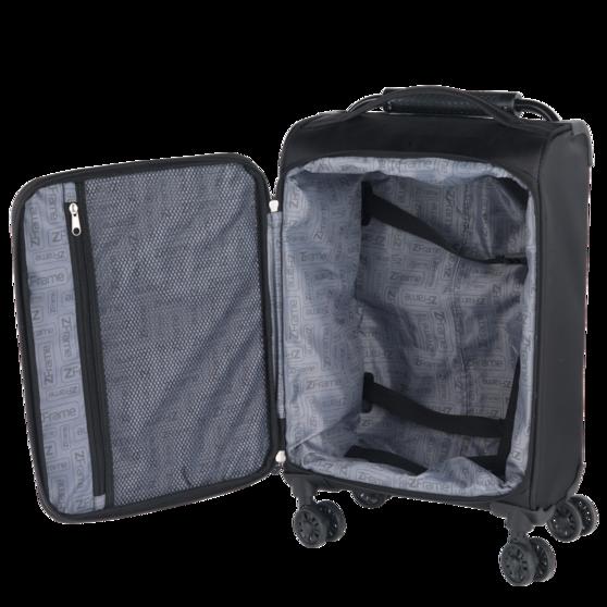 """ZFrame 26"""" Large 4 Double Wheel Suitcase, 2.99 kg, 83 Litre Thumbnail 3"""
