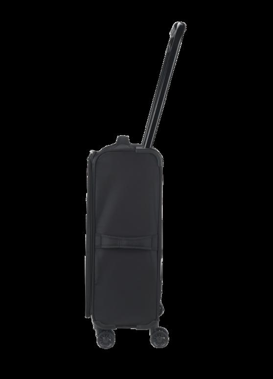 "ZFrame 8 Wheel Super Lightweight Suitcase, 22"", Black Thumbnail 2"