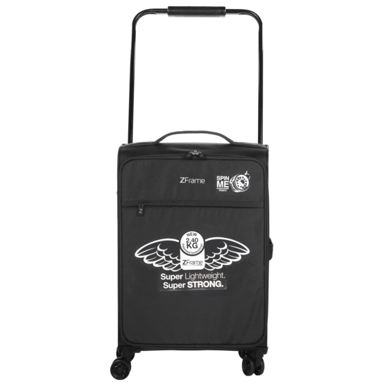"ZFrame 22"" Medium 4 Double Wheel Suitcase, 2.48 kg, 51 Litre Thumbnail 2"