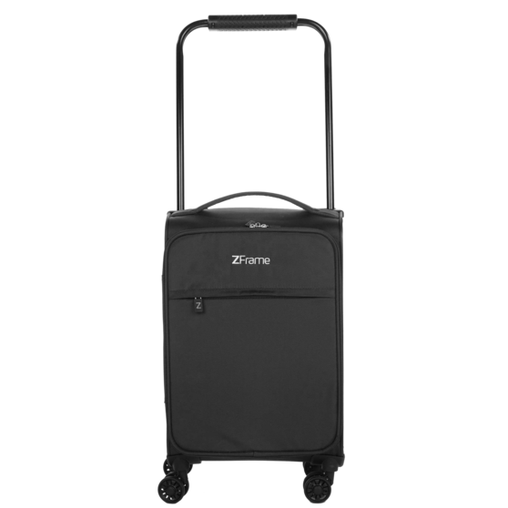 "ZFrame 18"" Small 4 Double Wheel Suitcase, 1.98 kg, 30 Litre"
