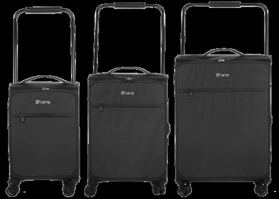"ZFrame 18"" Small 4 Double Wheel Suitcase, 1.98 kg, 30 Litre Thumbnail 4"