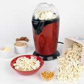 Party Time EK1524 Red Popcorn Maker Thumbnail 2