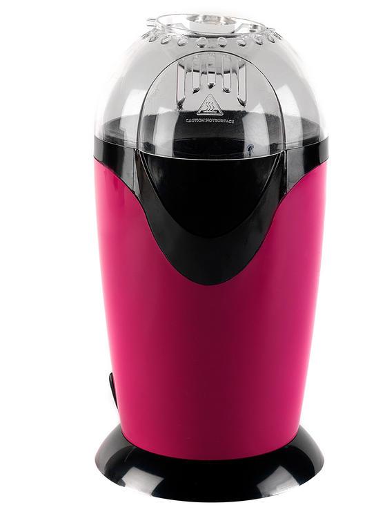 Party Time EK1524 Pink Popcorn Maker