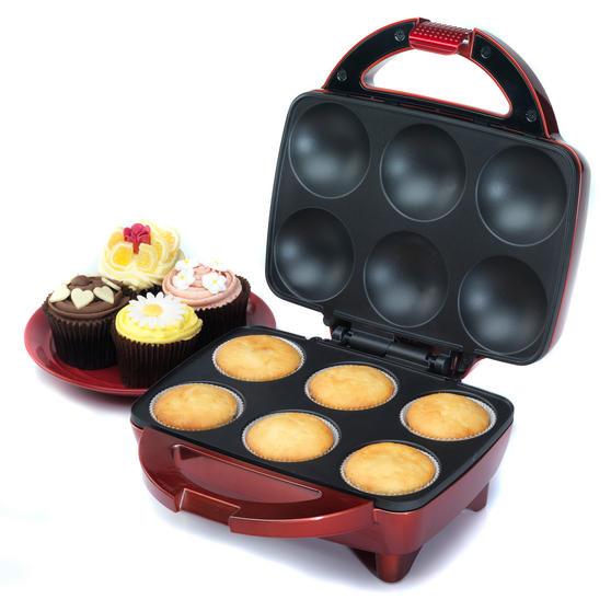 American Originals 6 Cupcake Maker With Free Babycakes 175 Best Cupcake Recipe Book