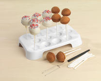 American Originals Cake Pop Maker Bundle with FREE Babycakes Big Book Cakepop Recipe Book Thumbnail 3