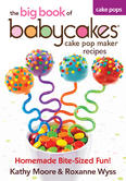 Giles & Posner Orange 180° Flip Over Cake Pop Maker with FREE Babycakes Big Book Cakepop Recipe Book Thumbnail 6