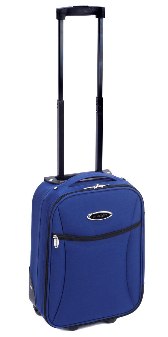 Constellation 16? Blue Rome Suitcase