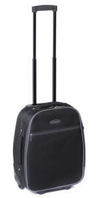 Constellation 18? Black with Silver Trim Eva Suitcase