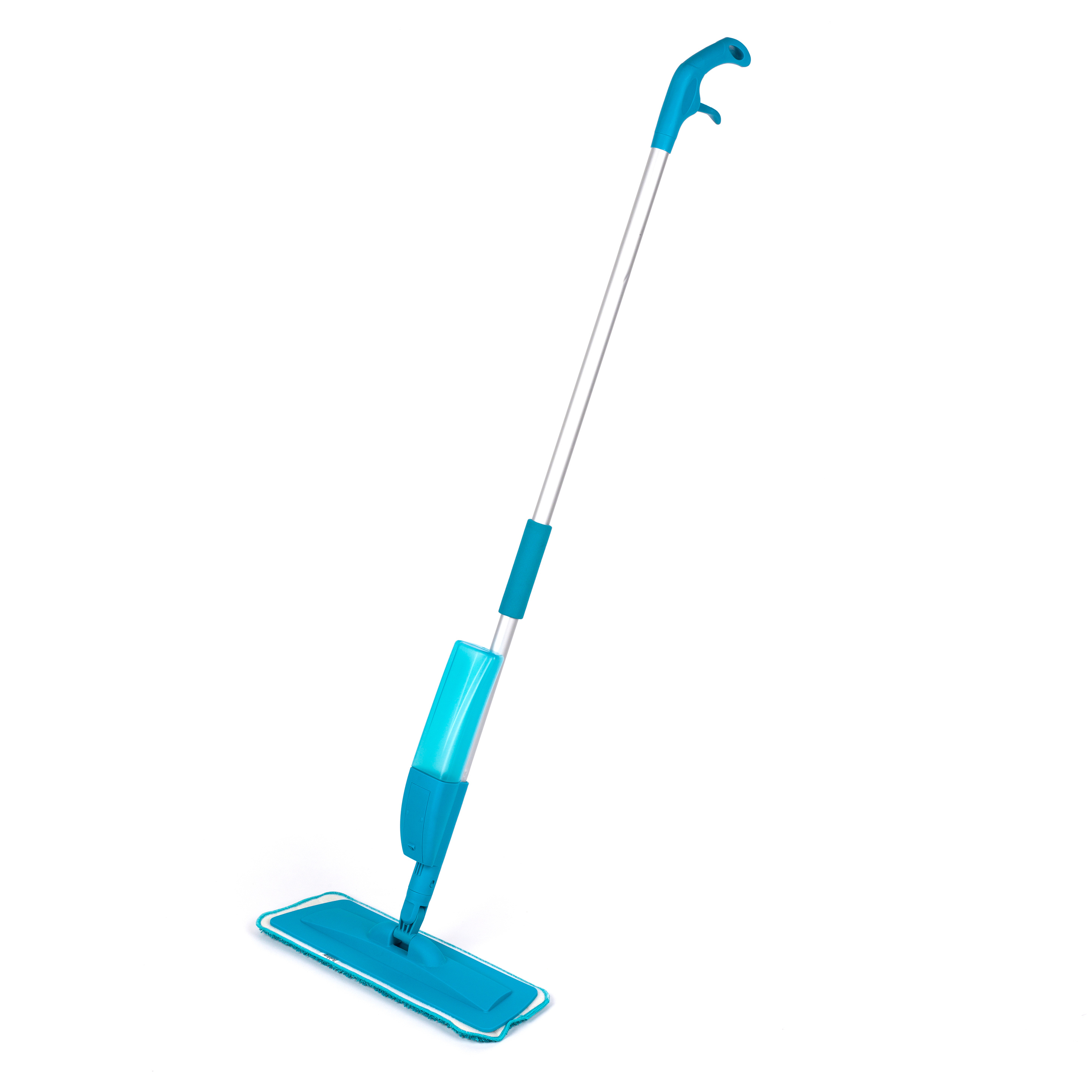 beldray refillable microfibre spray mop 350 ml turquoise beldray