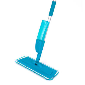 Beldray LA032133TQ Refillable Microfibre Spray Mop, 350 ml, Turquoise Thumbnail 3