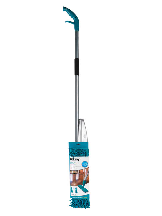Beldray Turquoise Double Sided Spray Mop  Thumbnail 4