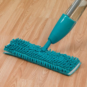 Beldray Turquoise Double Sided Spray Mop LA032096TQ Thumbnail 8
