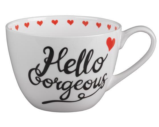 Portobello CM04645 Wilmslow Hello Gorgeous Bone China Mug