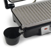 Salter Marble Collection Health and Panini Grill, Grey Thumbnail 4