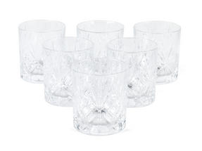 RCR 25935020006 Crystal Melodia Whiskey Glasses Set of 6 Thumbnail 2