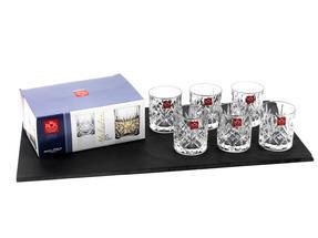 RCR 25935020006 Crystal Melodia Whiskey Glasses Set of 6 Thumbnail 4