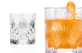 RCR 25935020006 Crystal Melodia Whiskey Glasses Set of 6 Thumbnail 4