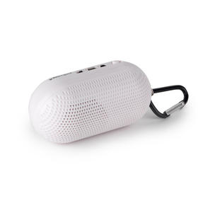 Intempo EE1302WHT White Mini Capsule Speaker Thumbnail 1