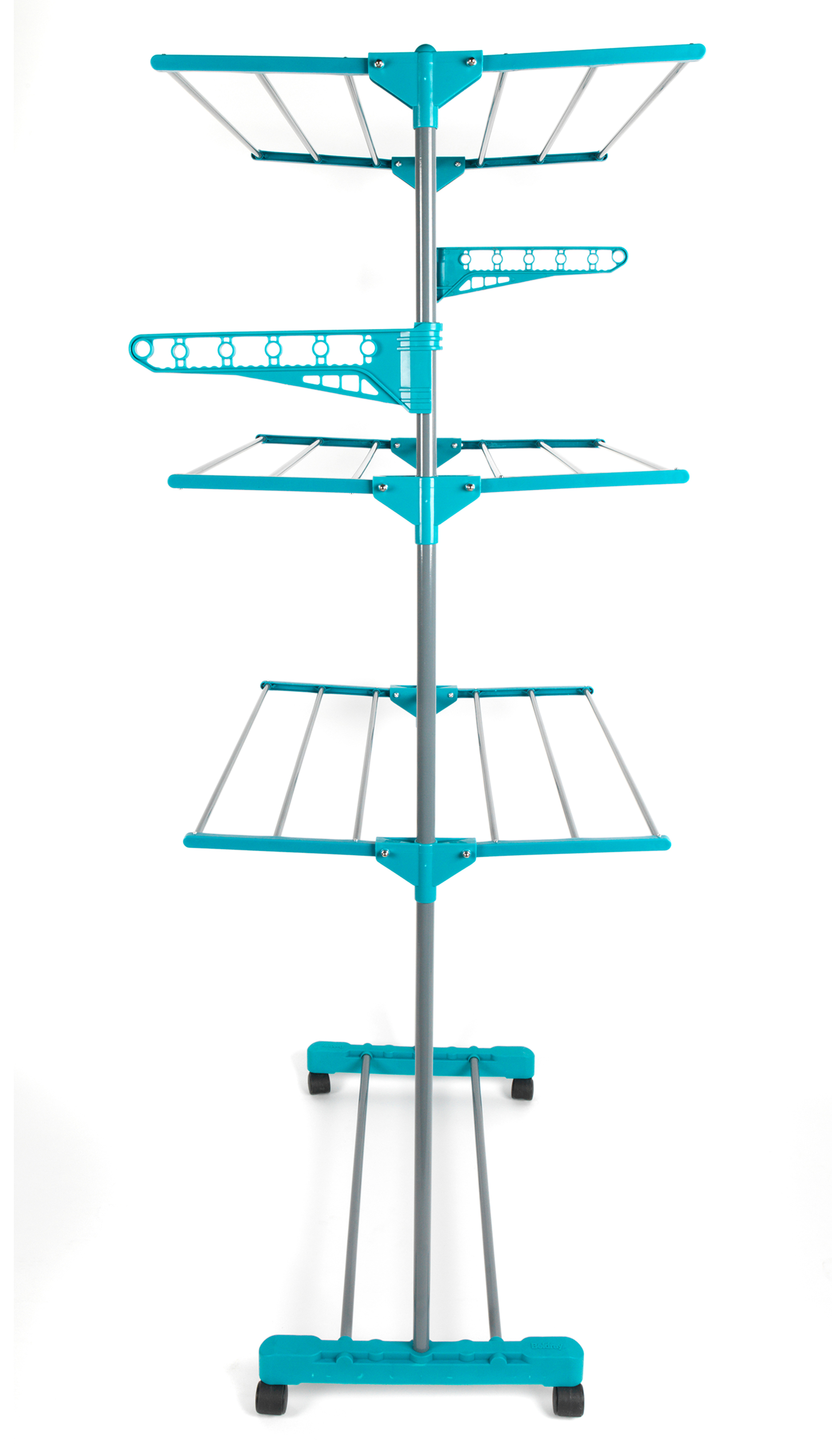 Beldray La023773tq Deluxe Three Tier Clothes Airer 15