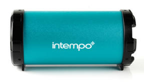 Intempo Rechargeable Large Tube Speaker