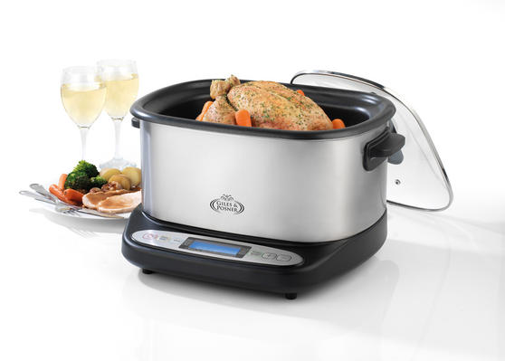 Giles & Posner Multi Cooker with Sous Vide