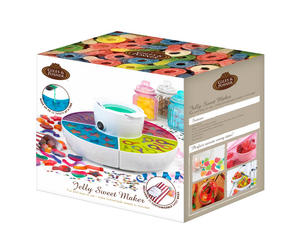 Giles & Posner EK2190 Jelly Sweet Gummy Treat Maker Thumbnail 7
