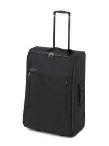 "Constellation Superlite Suitcase Set, 18, 24 & 28"", Black/Grey Thumbnail 2"