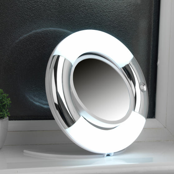 Beldray LA036094 Double-Sided LED Vanity Mirror