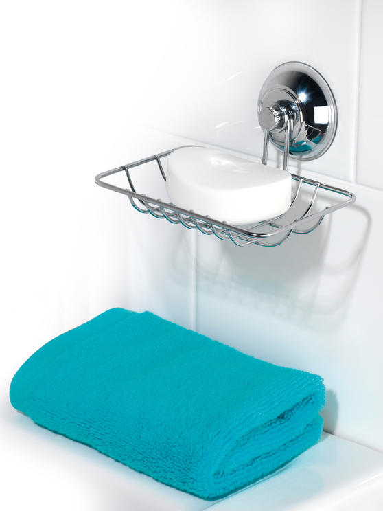 Beldray LA036131 Suction Soap Dish Thumbnail 3
