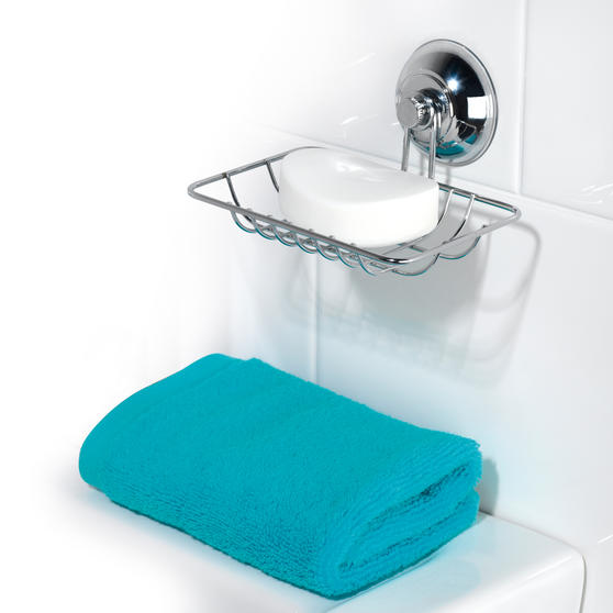 Beldray LA036131 Suction Soap Dish Thumbnail 2