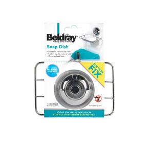 Beldray LA036131 Suction Soap Dish Thumbnail 5