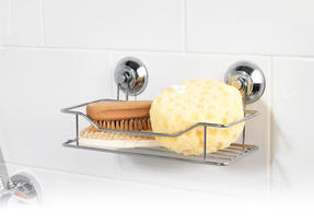Beldray LA036179 Suction Shower Basket Thumbnail 2