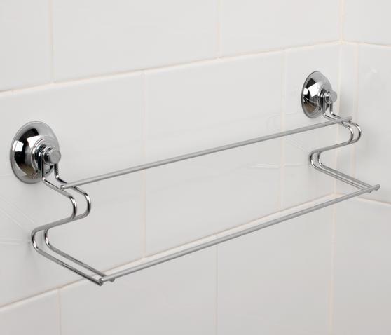 Beldray LA036193 Suction Towel Bar