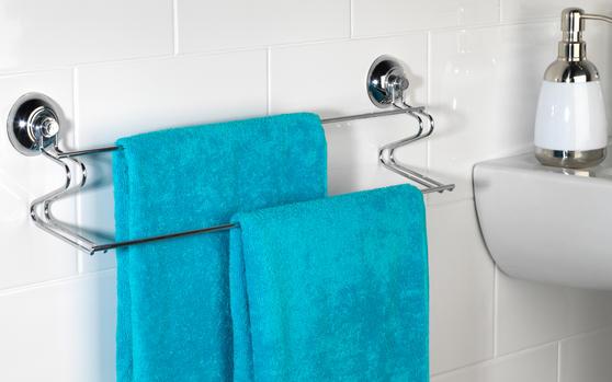 Beldray LA036193 Suction Towel Bar Thumbnail 4