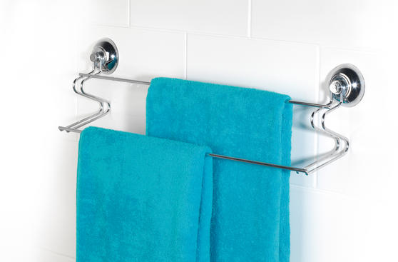Beldray LA036193 Suction Towel Bar Thumbnail 2