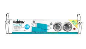 Beldray LA036193 Suction Towel Bar Thumbnail 3