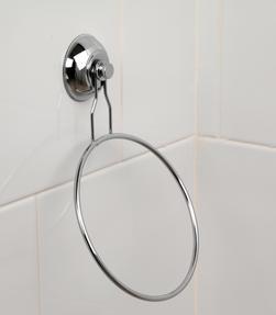 Beldray LA036216 Suction Towel Ring Thumbnail 2