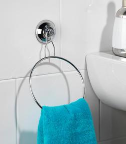 Beldray LA036216 Suction Towel Ring Thumbnail 4