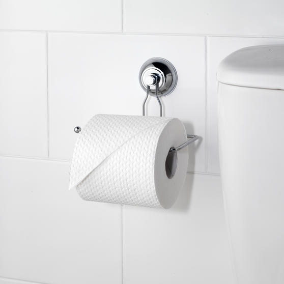 Beldray Suction Toilet Roll Holder Thumbnail 4