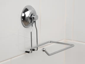 Beldray LA036278 Suction Toilet Roll Holder Thumbnail 2